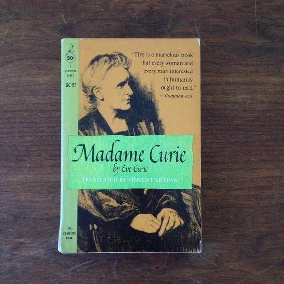 """Madame Curie"""